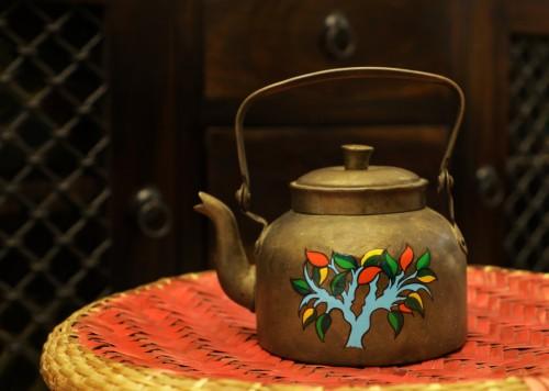 Brass Kettle - Chaya