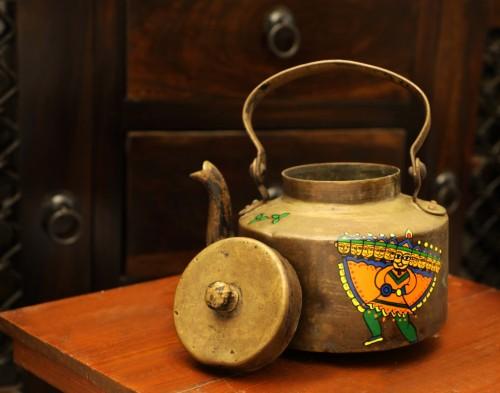 Brass Kettle - Ravan