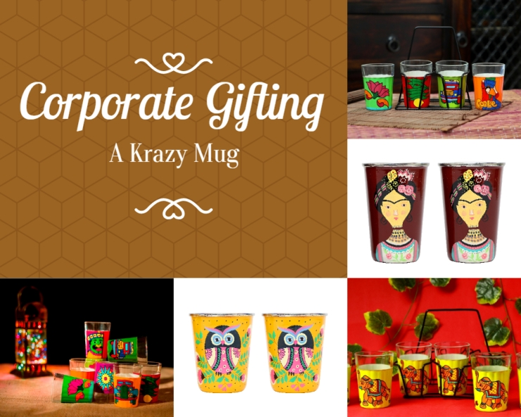 Corporate Gifting - A Krazy Mug