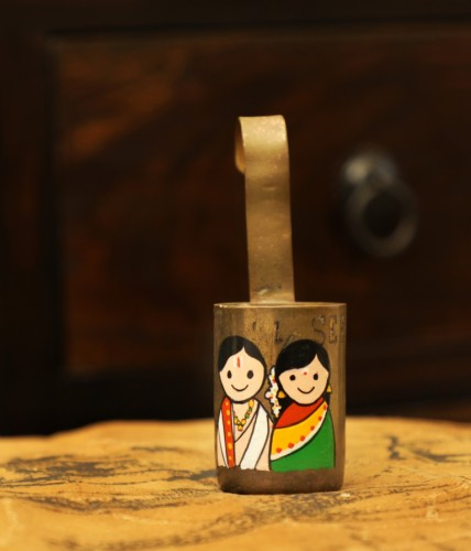 Milk Measure - Loving Couple