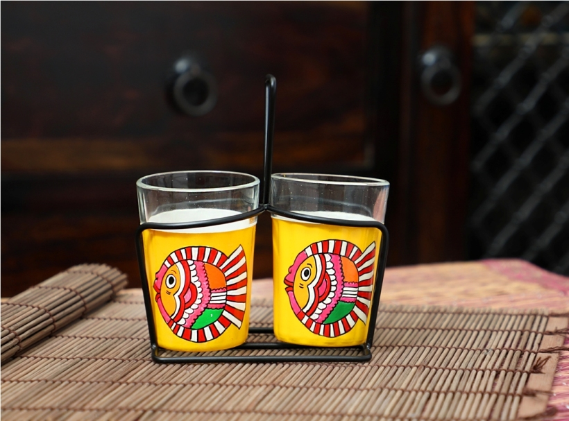 Tapri Glasses - Matsya