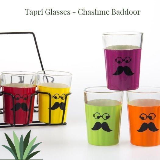 Tapri glasses - Chashme Baddoor